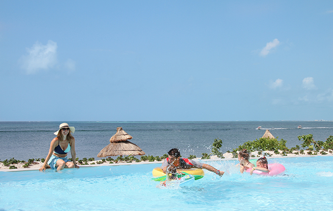 Club Med Cancun Yucatan doubles size of Aguamarina family oasis