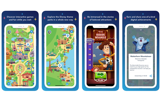 Disney's new app does the impossible – it makes waiting in