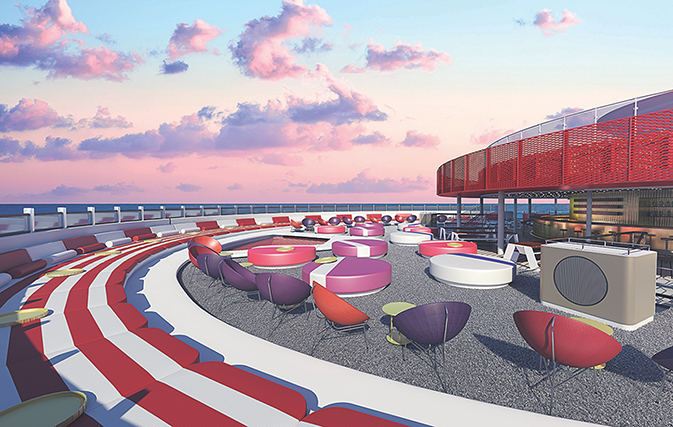What do you think of the new name for Virgin Voyages' first ship?