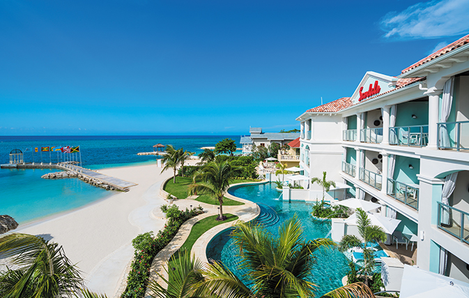 Sandals Montego Bay shines with new-look rooms, plus more dining venues are on the wayontego Bay shines with new-look rooms, plus more dining venues are on the way