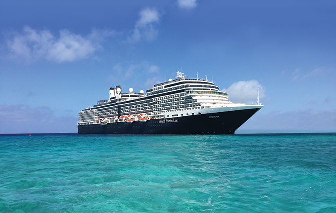 Holland America Will Offer 100 Caribbean Cruises This