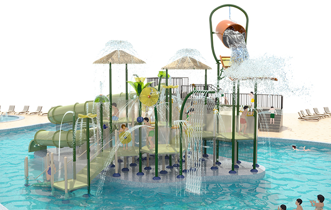 New waterpark to debut at Paradisus Playa del Carmen La Esmeralda