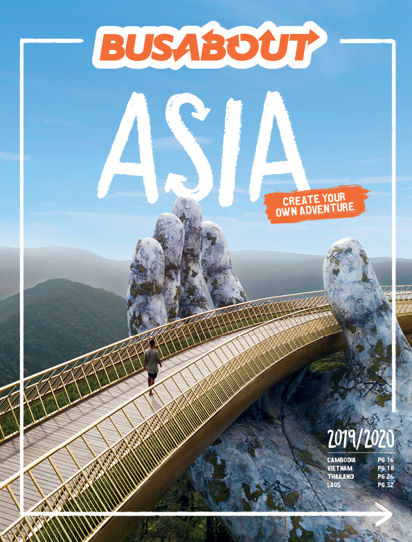 'Bangkok to Kwai Adventure' new from Busabout for 2019