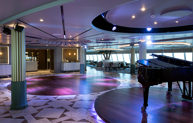 What do you think? Crystal Serenity shows off its most extensive reno ever