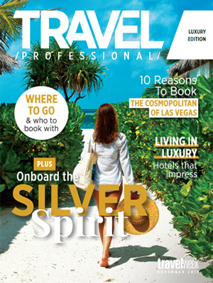 Travel Professional Luxury Fall Edition 2018