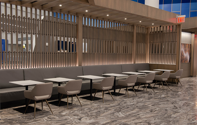 A touch of Canadiana in NYC: Air Canada unveils new lounge at LGA