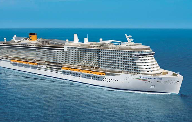 Carnival, Costa and Princess will all debut new ships in 2019
