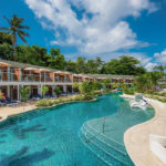 New swim-up rooms make their debut at Sandals Halcyon Beach Resort, replacing 4 categories