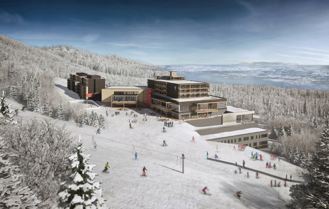 Now open: Club Med Les Arcs Panorama in the French Alps