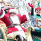 What's the Ho-Ho-Hold up? Santa left dangling from sleigh at Disneyland