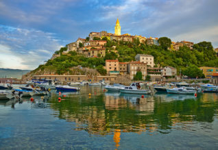 Slovenia & Northern Croatia fam with CG Journeys covers air, land