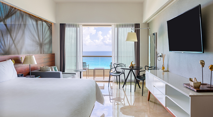Live Aqua Beach Resort Cancun completes renovation