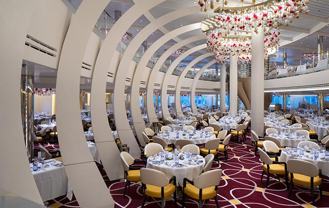 Oprah Winfrey christens Nieuw Statendam, Holland America Line's most luxurious ship yet