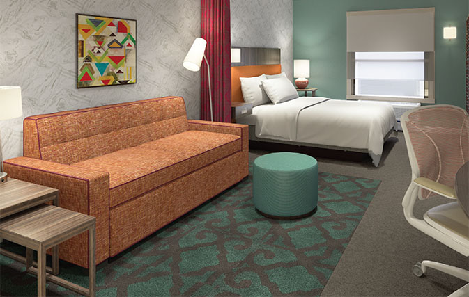 Home2 Suites by Hilton debuts value hotel near Universal Studios