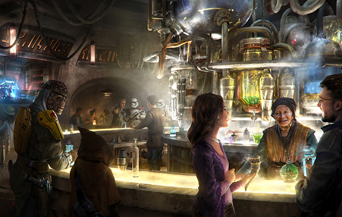 Opening dates for Star Wars: Galaxy's Edge now May 31 at Disneyland and Aug. 29 at WDW