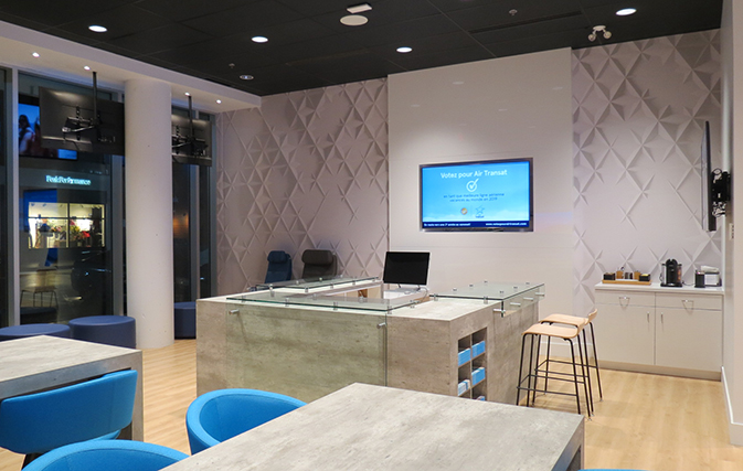 """""""Where innovation meets vacation planning"""": TDC debuts first eX par Voyages Transat"""