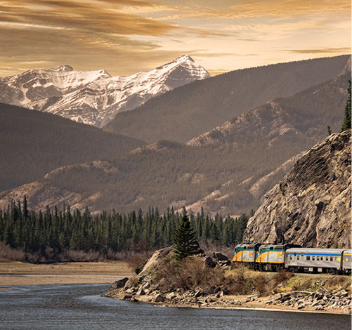 VIA Rail Spotlight 2019 the Canadian