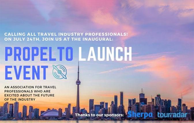 PropelTO's Launch Event