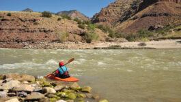 Kayak Grand Canyon