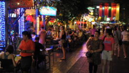 Thailand Curfew