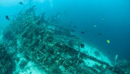 Haiti Shipwreck