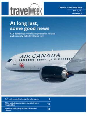 Travelweek April 15 Digital Edition