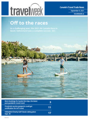Travelweek September 9 Digital Edition