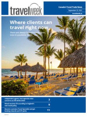 Travelweek September 23 Digital Edition