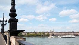 Uniworld's River Royale in Bordeaux, France