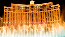 Virtuoso event at Bellagio, Las Vegas