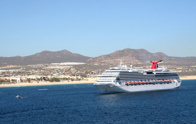 Carnival Miracle returns to Cabo San Lucas after Hurricane Odile