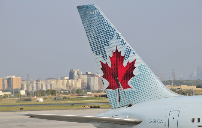 Air Canada reports September load factor of 84.7%