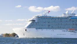 Encore Cruises celebrates CLIA Cruise Week.