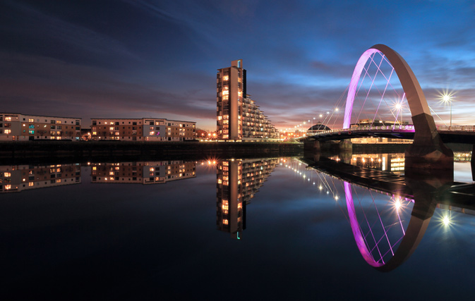 WestJet plans Glasgow flights.