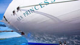 Princess Cruises to mark 50th anniversary with onboard celebrations throughout 2015.