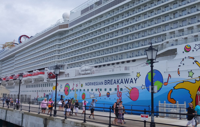 Norwegian Cruise Line names Drew Madsen President and COO
