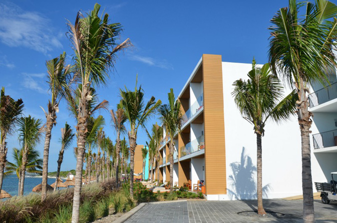 Grand reopening of Club Med Cancun Yucatan, Mexico