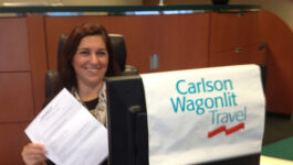 The Learning Centre announced the winner of the Selling Club Med Specialist Program as Ana Pinilla, senior travel consultant at Carlson Wagonlit Travel