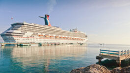 Encore Cruises offers $50 bonus commission on Carnival Cruise Lines