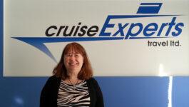Sharon Webber wins Sunquest travel agent contest