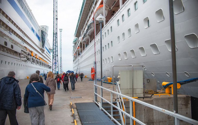 172 people on California bound cruise fell ill with norovirus