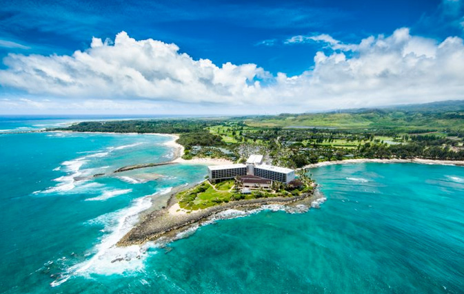 Turtle Bay Resort Kauai Marriott Among Hawaiian Resorts