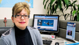 Scarborough travel agent wins two KLM tickets to Europe in Travelweek contest