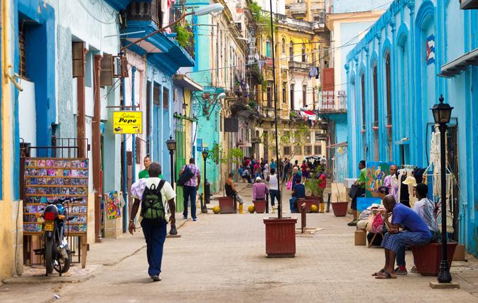 Cuba cruise calls, flights exempt but new Kempinski blacklisted