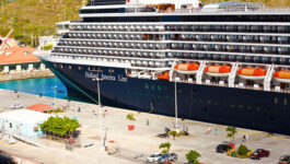 Encore features $200 air credit on select Holland America Line sailings