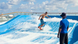 Encore's new 'Triple Play' promotion with Royal Caribbean offers extras for clients, travel agents