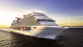 Encore celebrates first season of Carnival Vista with special rates, onboard credits