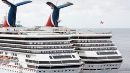 Carnival to boost short cruise program from New Orleans by 34%