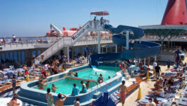 Carnival introducing 28 nine- to 15-day cruises: Carnival Journeys
