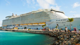 Encore Cruises offering '50% Off Extravaganza' with Royal Caribbean